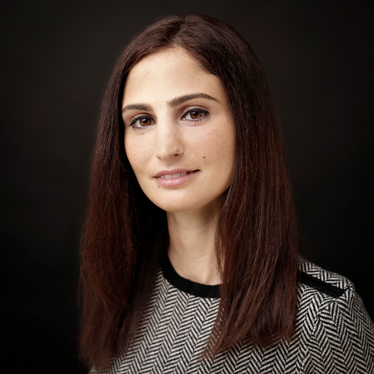 Susanne Ahmadseresht