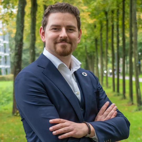 Nick van Breda