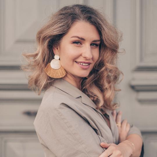 Anastasia Pashkovetskaya